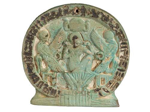 египетский амулет шен, амулеты древнего Египта