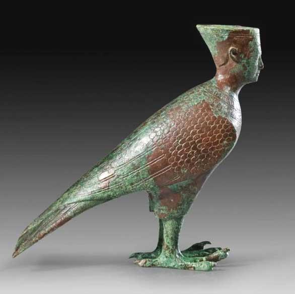 амулеты Египта, амулет душа