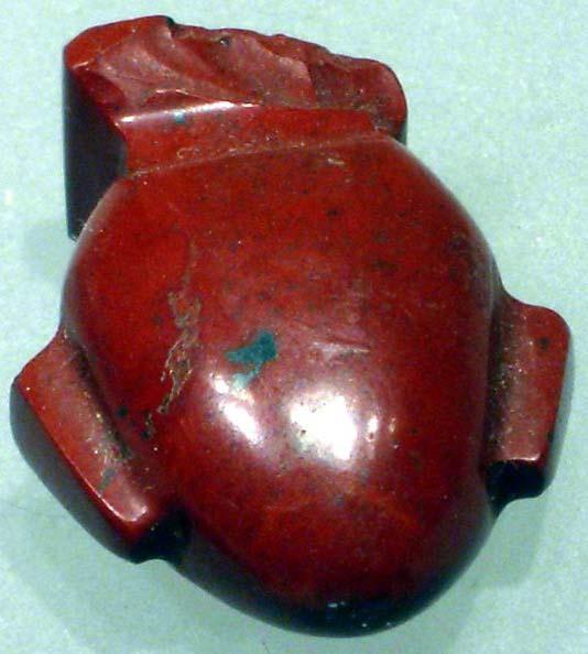 египетский амулет сердце