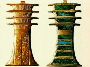 столб тет египетский амулет